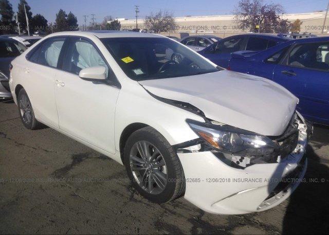 Inventory #721112209 2015 Toyota CAMRY