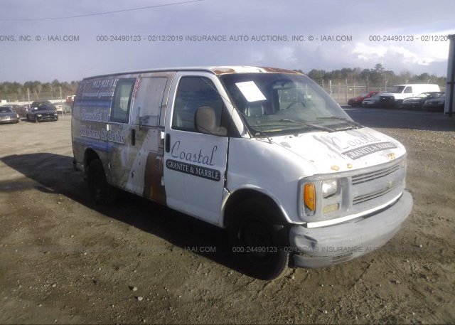 Inventory #859389614 2000 Chevrolet EXPRESS G2500