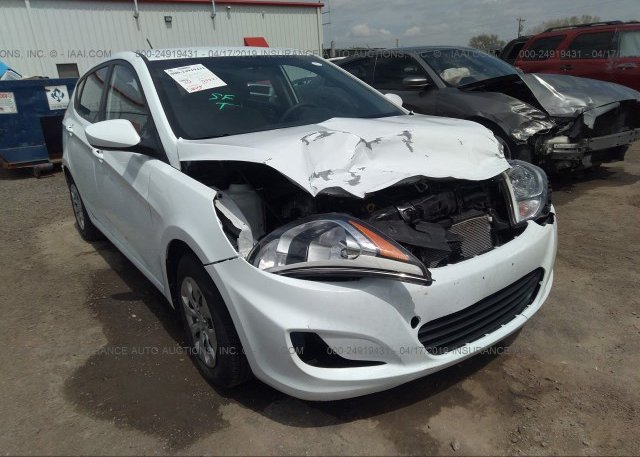 Inventory #903821310 2016 Hyundai ACCENT