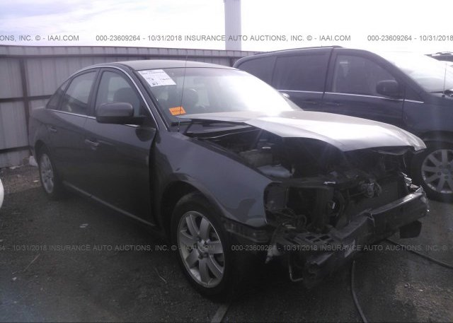 Inventory #876287030 2006 FORD FIVE HUNDRED