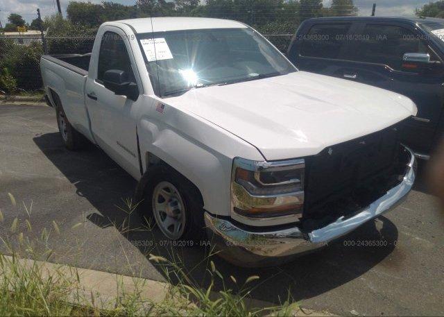 Inventory #695994976 2018 Chevrolet SILVERADO