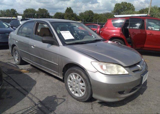 Inventory #208903094 2005 Honda CIVIC