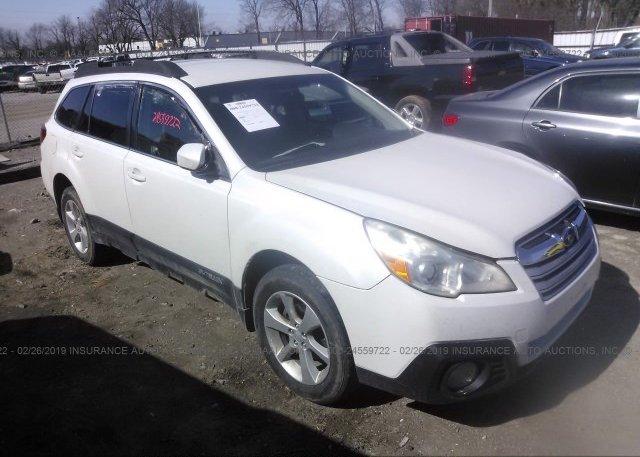 Inventory #589299403 2013 Subaru OUTBACK