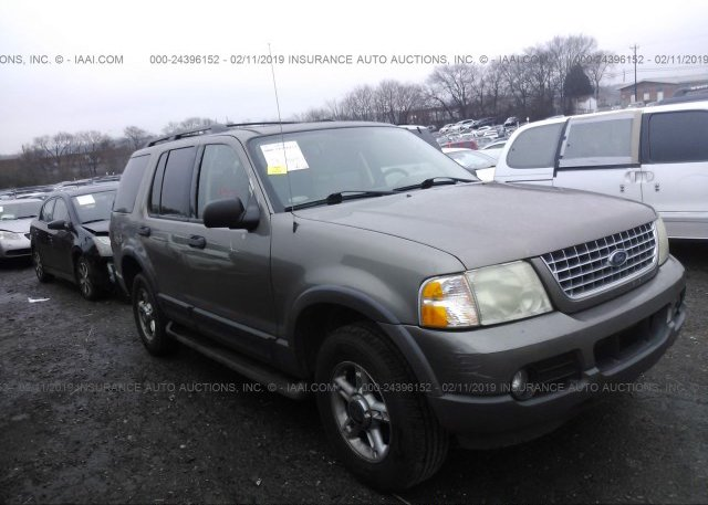 Inventory #649868777 2003 FORD EXPLORER
