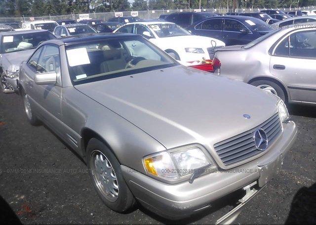 Inventory #233325502 1998 Mercedes-benz SL