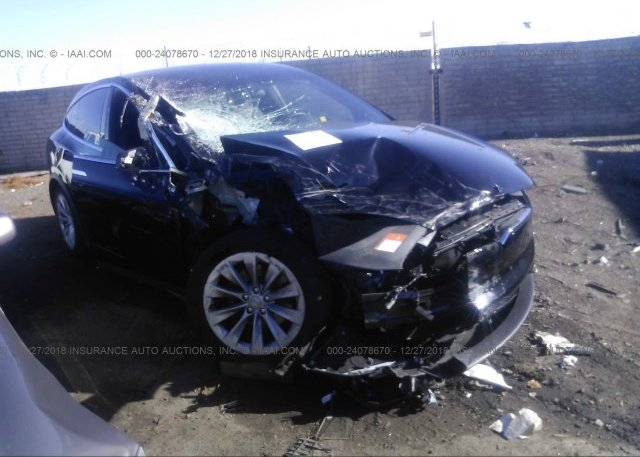 Inventory #549013342 2017 Tesla MODEL X