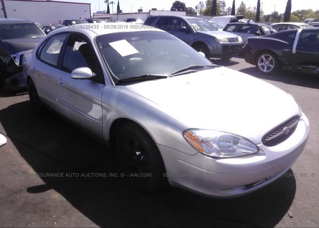 Inventory #128952500 2002 FORD TAURUS