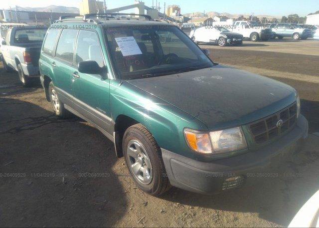Inventory #676139987 1999 Subaru FORESTER