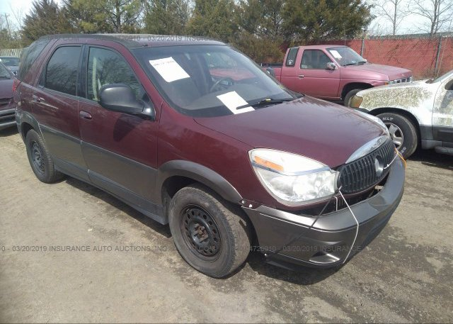 Inventory #235421277 2004 Buick RENDEZVOUS