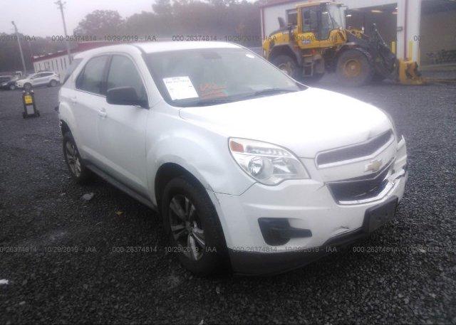 Inventory #512999471 2012 Chevrolet EQUINOX