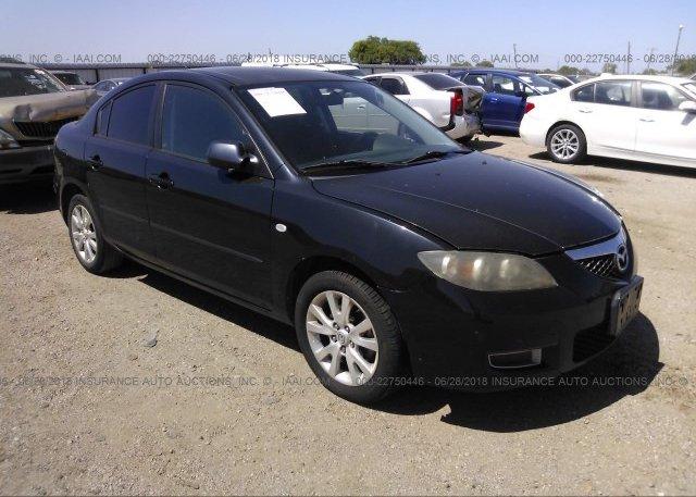 Inventory #777828175 2008 Mazda 3