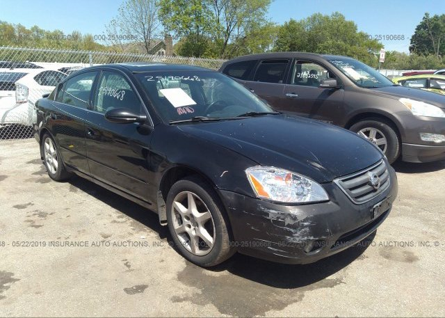 Inventory #175964177 2002 Nissan ALTIMA