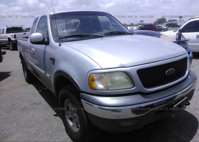 Inventory #500201485 2002 FORD F150