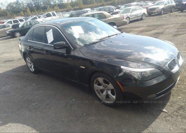 Inventory #618066835 2008 BMW 528