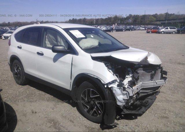 Inventory #691418551 2016 Honda CR-V