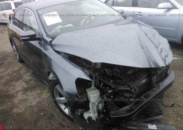 Inventory #614874802 2014 Volkswagen PASSAT