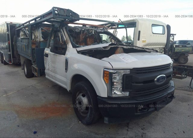 Inventory #391519762 2017 FORD F350
