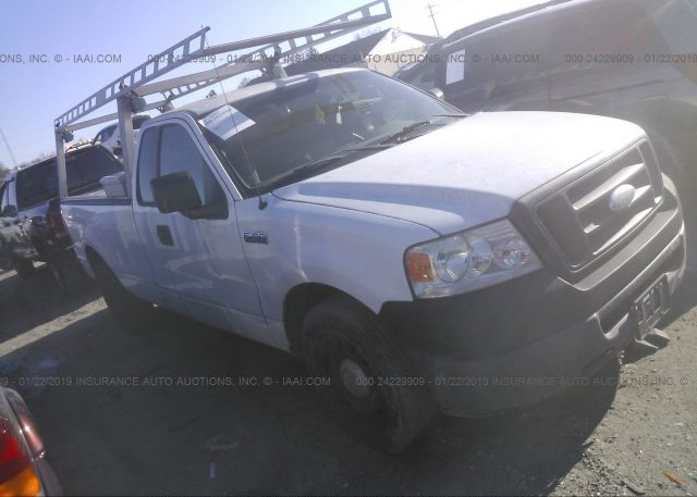 Inventory #906532015 2007 FORD F150