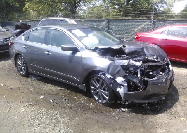 Inventory #594577281 2018 Nissan ALTIMA