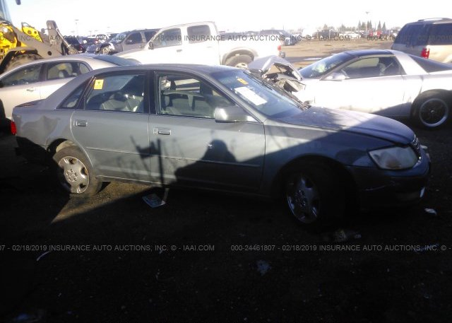 Inventory #433599726 2003 Toyota AVALON