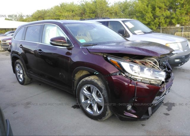 Inventory #651261780 2018 Toyota HIGHLANDER