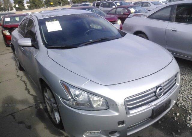 Inventory #437336114 2014 Nissan MAXIMA