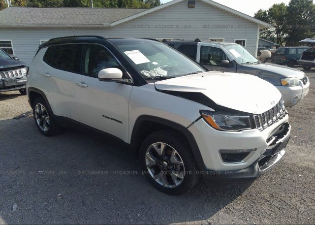 Inventory #246994103 2018 JEEP COMPASS