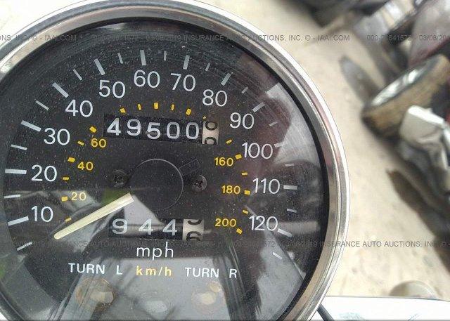 1995 Suzuki VS800 - JS1VS52A2S2100721