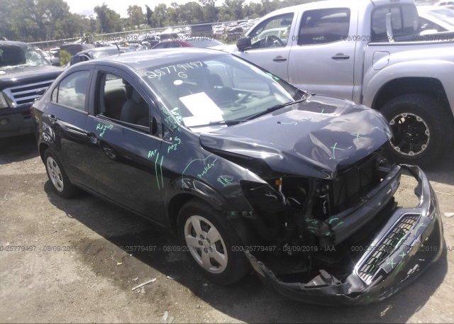 Inventory #460136932 2014 Chevrolet SONIC