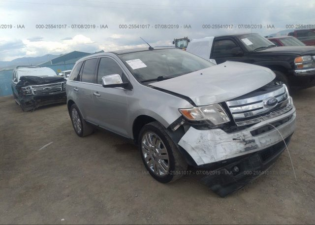 Inventory #302780825 2009 FORD EDGE