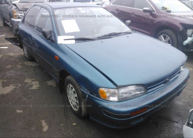 Inventory #409374948 1993 Subaru IMPREZA