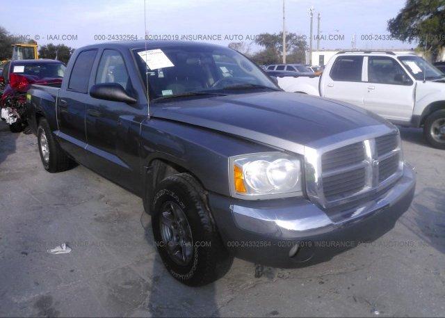 Inventory #578680735 2005 Dodge DAKOTA