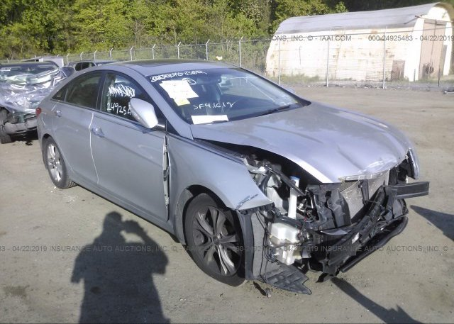 Inventory #136607475 2013 Hyundai SONATA