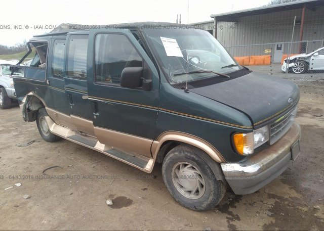 Inventory #669891319 1996 FORD ECONOLINE