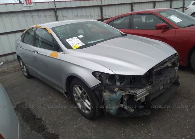 Inventory #645347652 2014 FORD FUSION