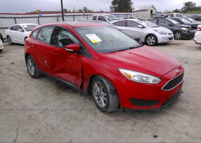 Inventory #275920077 2016 FORD FOCUS