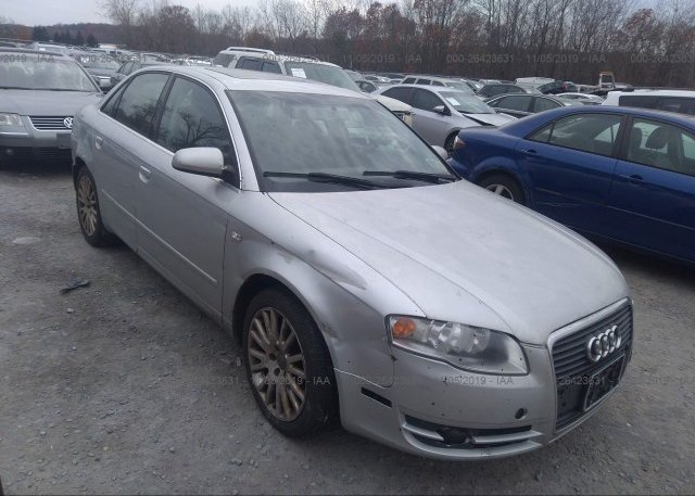 Car Auctions Ny >> Waudf78e76a123769 Salvage Audi A4 At Rock Tavern Ny On