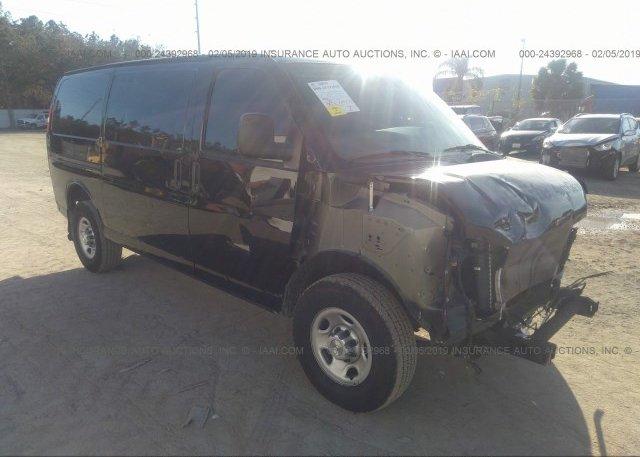 Inventory #971193572 2017 Chevrolet EXPRESS G2500