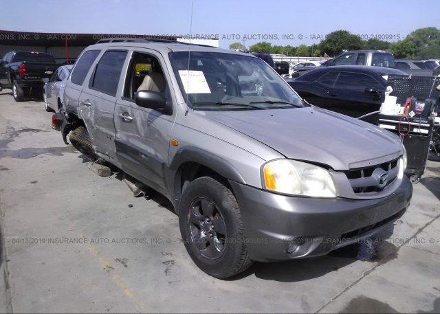 Inventory #245881624 2001 Mazda TRIBUTE