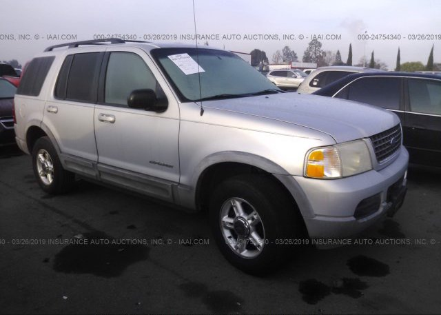 Inventory #916418049 2002 FORD EXPLORER