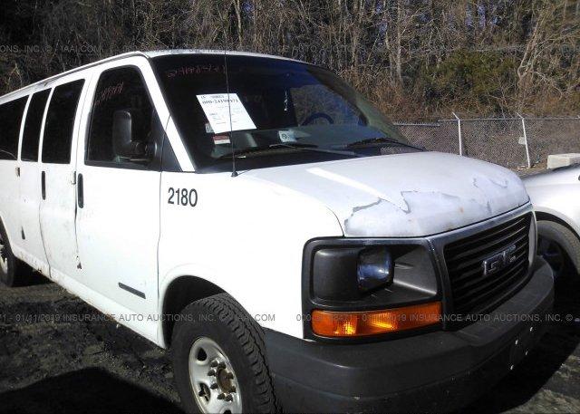 Inventory #186291965 2003 GMC SAVANA