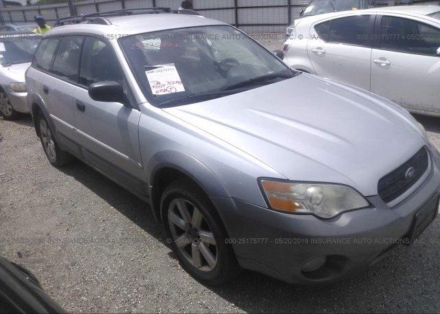 Inventory #145495263 2007 Subaru LEGACY