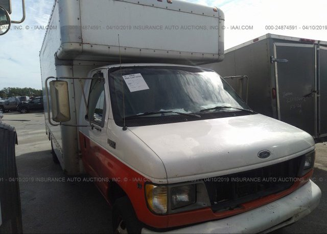 Inventory #742376129 2000 FORD ECONOLINE