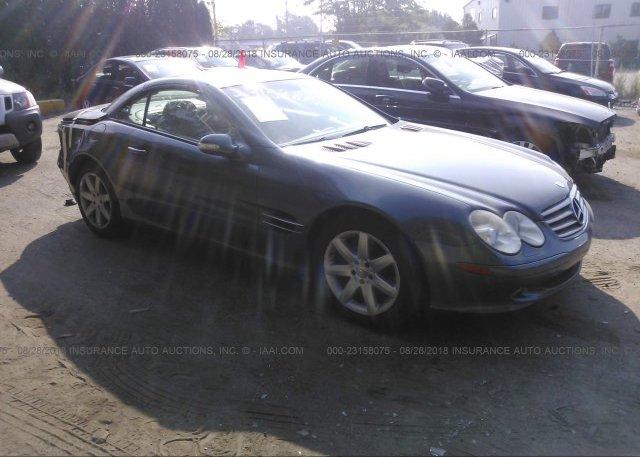 Inventory #853228731 2003 Mercedes-benz SL