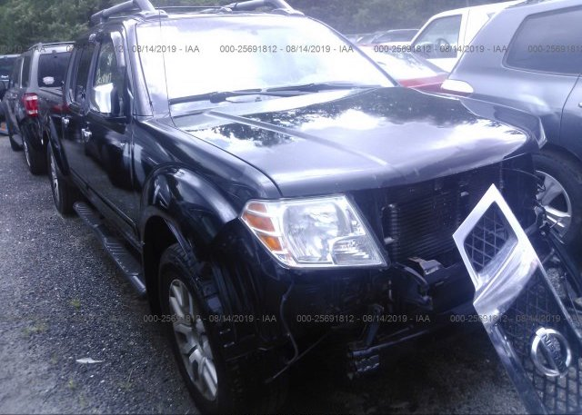 Inventory #823566703 2011 Nissan FRONTIER