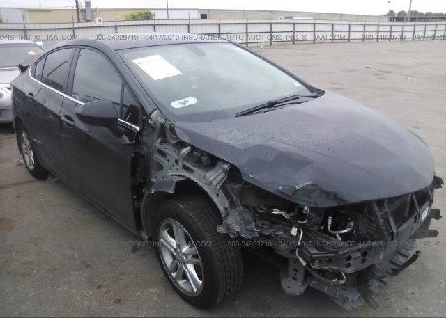 Inventory #656070918 2017 Chevrolet CRUZE