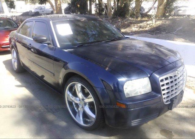 Inventory #335044281 2006 Chrysler 300