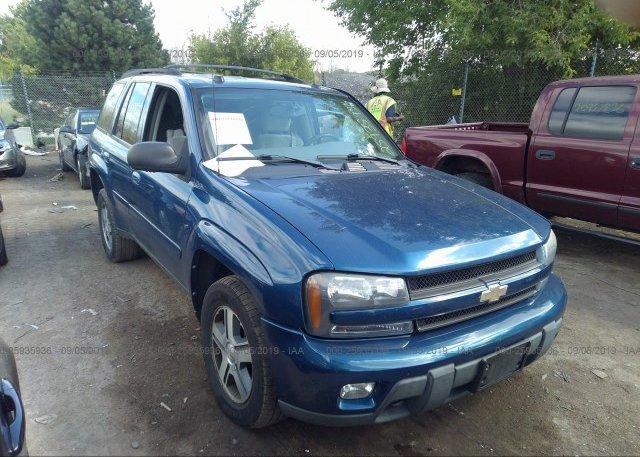 Inventory #549088780 2005 Chevrolet TRAILBLAZER