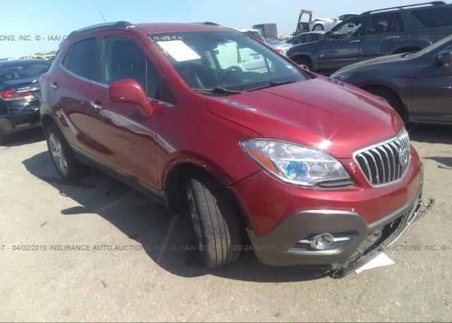 Inventory #962000785 2013 Buick ENCORE