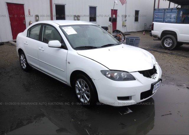 Inventory #540207135 2007 Mazda 3